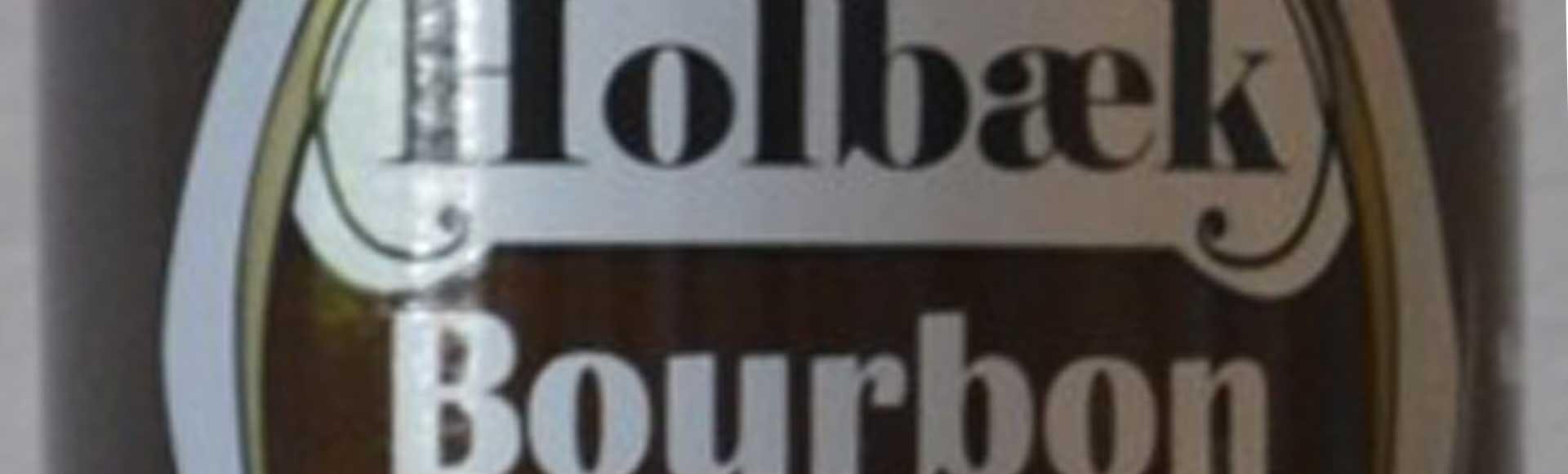 Bourbon Stout fra Holbæk Bryg