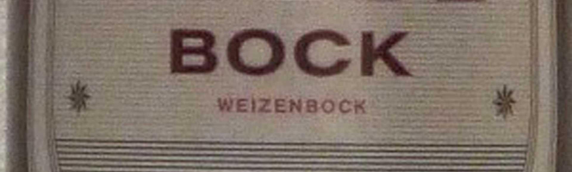 Hvede Bock fra Indslev